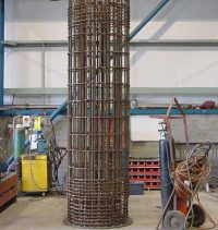 Matravers Engineering Bespoke Engineering Cylinder cage