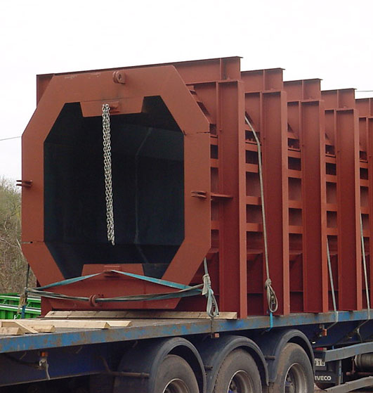 Matravers Engineering Steel Moulds - precast concrete and steel moulds